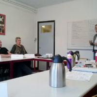 Bijeenkomst Naasten in Kracht bij Landelijke Stichting Zelfbeschadiging